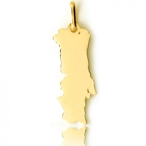 Pendentif PORTUGAL  Or Jaune - P1334