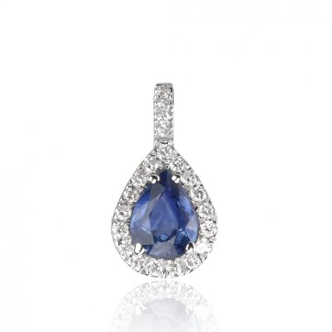 Pendentif saphir diamant Neptune -PE4271-SA