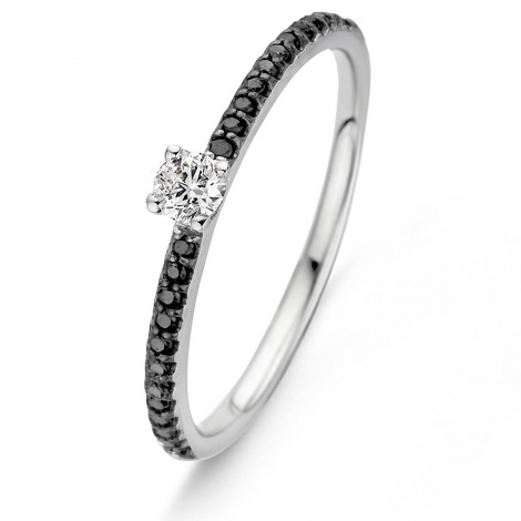 Solitaire diamants One More 0.12 ct  - Salina 91ZG30A2