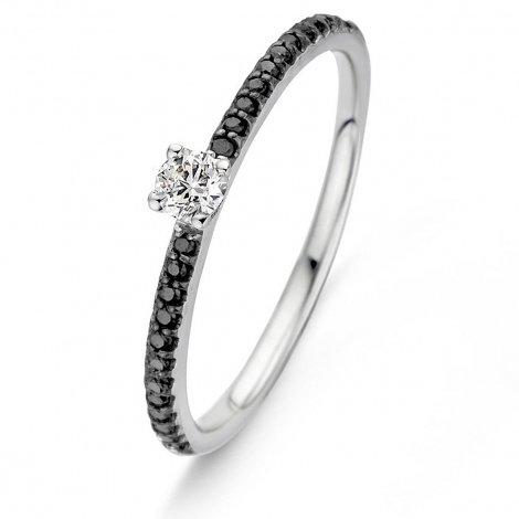 Solitaire diamants One More 0.14 ct  - Salina 91ZG36A2