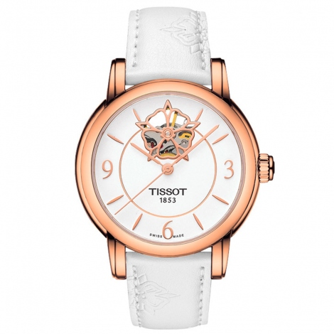 Tissot Lady Heart Automatique Cuir - T050.207.37.017.04