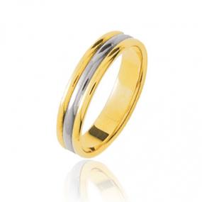 Alliance 2 Ors Votre Bague De Mariage Au Meilleur Prix