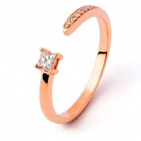 Bague diamant Sweet Paris 0.16 ct Darjeeling- R9922