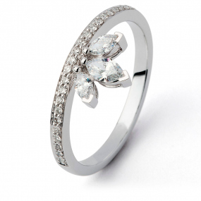 Bague diamant Sweet Paris 0.45 ct Alessia- R9934
