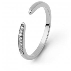 Bague diamants Sweet Paris 0.05 ct Alexia- R9916