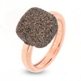 Bague Pesavento Polvere di Sogni Rose et bronze  Maeva WPLVA1251