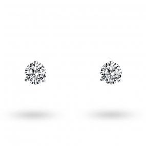 Large Oreille Boucle Diamant D ClassiqueUne Collection 3cqj54ALRS