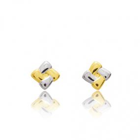Boucles d'oreilles Scobidoo 2 Ors Envoutante - 650083