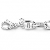 Bracelet Argent Maille Marine Naiomy Silver -  - Raina - N4K08