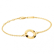Bracelet Calvin Klein Beauty en Acier poli Inoxydable et PVD - Tufouma - KJ4NJB100100
