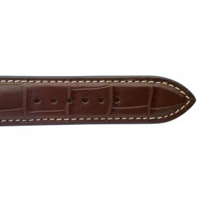 Bracelet Crocodile Homme de couleur Gold -Lushai - 18614E-02