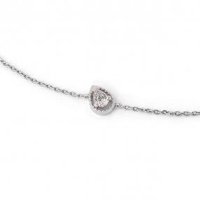 Bracelet diamant Sweet Paris 0.10 ct Neptune- B2483