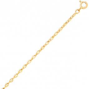 Bracelet en or Grain de Café 2.3 mm - 2.5g Alexandra