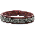 Bracelet Hanna Wallmark DUST de couleur  large de 11 mm - Angela - DUST