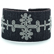 Bracelet Hanna Wallmark LOVE de couleur Blanc large de 35 mm - Azaly - LOVE