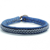 Bracelet Hanna Wallmark SLIM JEAN de couleur  large de 7 mm - Diana - SLIM JEAN