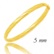 Bracelet Jonc or Or Jaune 13.9 g K�lianne