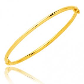 Bracelet jonc ouvrant or jaune Or Jaune 4.45 g Kathy
