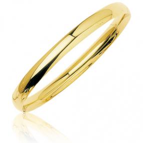 Bracelet jonc ouvrant or jaune Or Jaune 13.9 g Eleonora