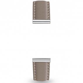 Bracelet montre interchangeable Herbelin Taupe 17048.20