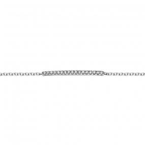 Bracelet Or Blanc  - One More Félicia - 52811-A