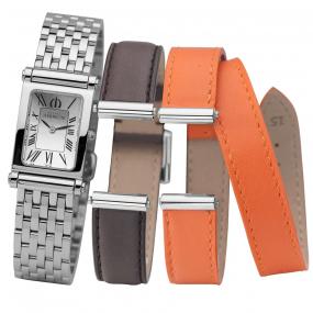 Coffret montre Antares bracelet Acier - COF.17048/B01SO