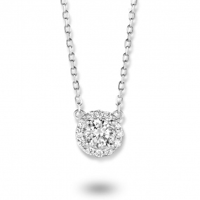 Collier argent et oxydes Naiomy Silver - Femme - Aïleen - N8E05