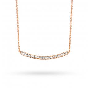 Collier  diamant 0.075 ct One More Juliette