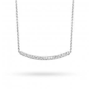 Collier  diamant 0.075 ct One More Marguerite