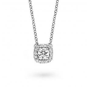 Collier  diamant 0.10 ct One More  47426-A