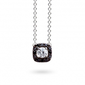 Collier  diamant 0.10 ct One More  47426-A2