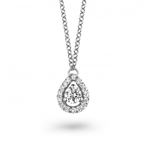 Collier  diamant 0.10 ct One More  47523-A