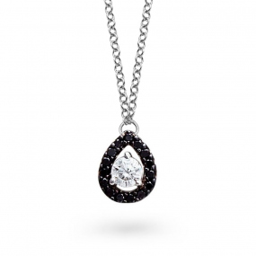 Collier  diamant 0.10 ct One More  47523-A2