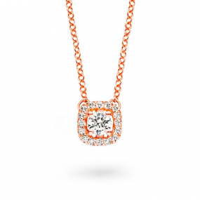 Collier  diamant 0.10 ct One More  51247-A