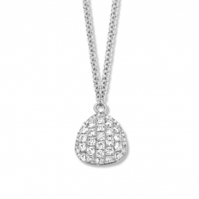 Collier  diamant 0.10 ct One More Aiko