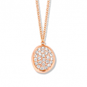 Collier  diamant 0.10 ct One More Laurianne