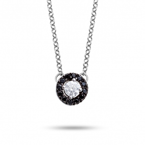 Collier  diamant 0.10 ct One More Salina 47522-A2