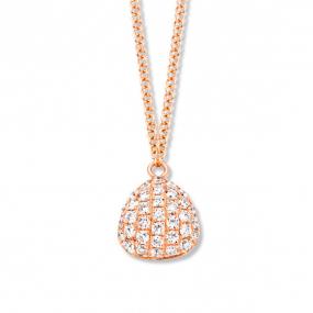 Collier  diamant 0.10 ct One More Sandrine