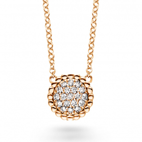 Collier  diamant 0.11 ct One More Alba