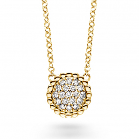 Collier  diamant 0.11 ct One More Asya