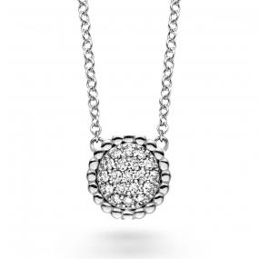 Collier  diamant 0.115 ct One More