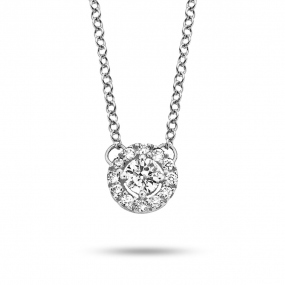 Collier  diamant 0.18 ct One More  928736-A