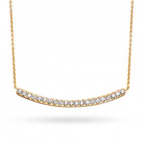 Collier  diamant 0.23 ct One More