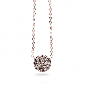 Collier  diamant 0.28 ct One More