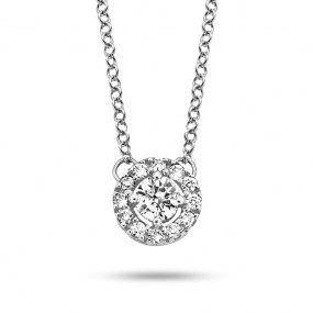 Collier  diamant 0.33 ct One More  928745-A