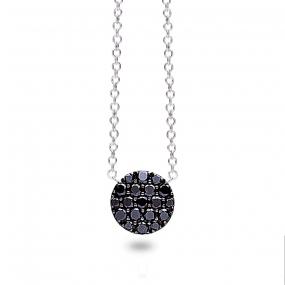Collier  diamant 0.46 ct One More