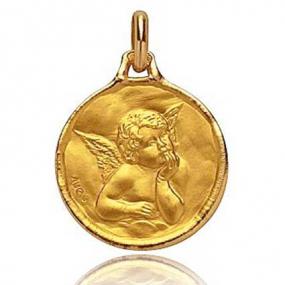 Médaille ange Or Jaune Augis Elodie3600019900
