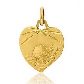 Médaille ange Or Jaune Augis Fiona360002.38.00