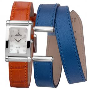Montre Herbelin Antares - bracelet Cuir - COF.17048/89OB