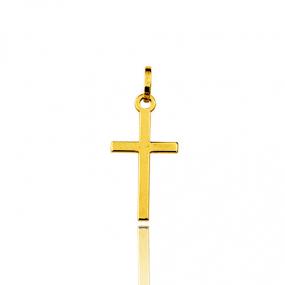 Pendentif croix Or Jaune Klara